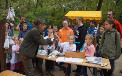 Rekordév a nyíregyházi erdei iskolában