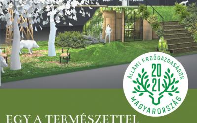 """Az állami erdőgazdaságok az """"Egy a Természettel"""" Vadászati és Természeti Világkiállításon"""