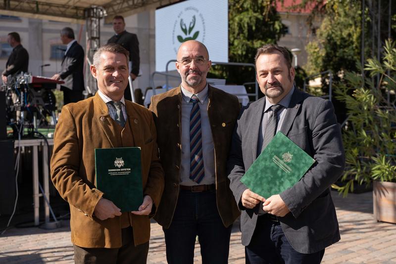 Megállapodás az erdőkért